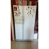 Refrigerador Con Congelador Doble Puerta