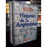 Historia De La Argentina Galasso Colihue 2 Tomos Nuevos!