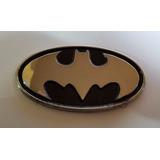 Emblema Batman Morcego Alto Relevo- Frete Gratis
