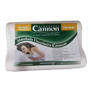 Almohada Cannon Inteligente Espuma Viscoelástica Cervical (57cm X 37cm) O Clásica (62cm X 40cm) Garantía 1 Año! Oferta!!