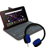 Tablet 8 Simplepad Pulg Android Funda Teclado Auricular