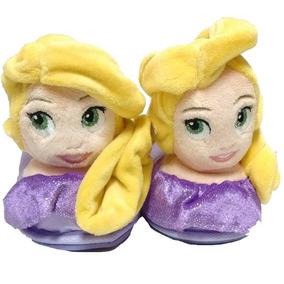 Pantuflas Rapunzel Disney Addnice Mundo Moda Kids