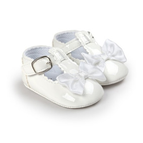 Sapatilha Bebê Verniz Produto Importado