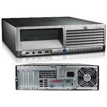 Equipos Hp A 3.0 Ghz Ht A 2gb Ddr2 Y Disco Sata 80 Gb Dvd