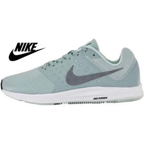 Tenis Nike Dama Deportivo Azul Textil Talla 22-26 Mod.559659