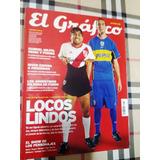 Revista El Grafico Mensual Lote De 7- Consulte Stock !!!