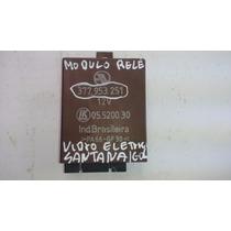 Modulo Rele Vidro Elétrico Vw Santana 377953251