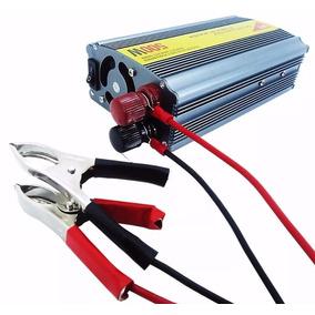 Conversor Transformador 500w Inversor 12v 110v Veicular