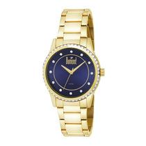Relógio Dumont Feminino Splendore Dourado Du2035lqc/4a