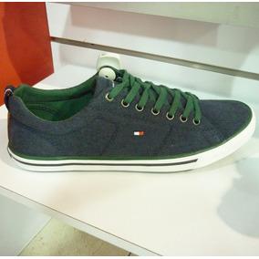 Zapatos Tommy Hilfiger Para Hombres - 100% Legítimos 10111