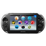 Ps Vita Sony Pch 2001 Negra Memory 1gb