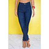 Calça Jeans Skinny Basica Roupas Femininas Qualidade Preço