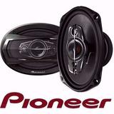 Par Auto Falante Pioneer 6x9 Ts-a 6995 S 600w Pronta Entrega