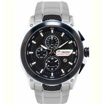 Relógio Orient Cronógrafo Speed Tech Analógico Masculino Mbs