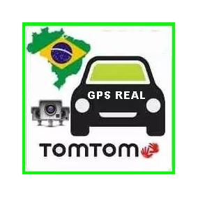 Atualização Gps Tomtom Brasil 2017 + Radares