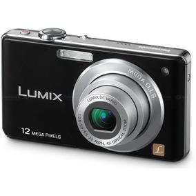 Camara Fotografica Digital Lumix Panasonic 12 Megapixeles