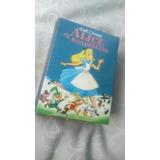 Caixa Formato De Livro Da Alice No País Das Maravilhas Japão