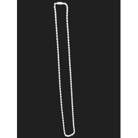 Cadena De Plata Tipo Torzal Ley.925 70cm