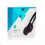 Fone Ouvido Original Motorola Bluetooth Moto Pulse Stereo