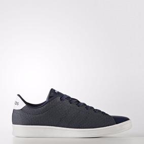 Tenis adidas Advantage Cl Qt W Dama Azul Mno Originales 3-6