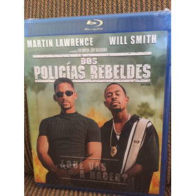 Dos Policías Rebeldes Bad Boys Will Smith Martín Lawrence