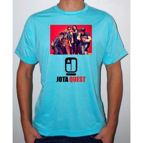 Camiseta Personalizada Jota Quest