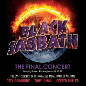Black Sabbath - The Final Concert - Duplo Cd - Importado!