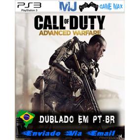 Call Of Duty Advanced Warfare Cod Psn Ps3 Promoção