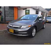 Honda Civic Ex-l At 1800cc Ct