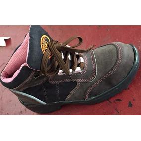 Botas De Seguridad Industrial Tipo Brodekin World Boots Safe