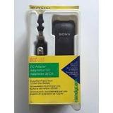 Adaptador De Corriente Sony Dcc-l50 Para Bateria 12v