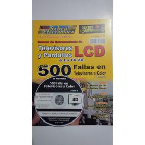 Libro Televisores Y Pantallas Lcd - La Tv 3d