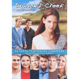Dawson Creek - Temporada 6 - Dvd - O