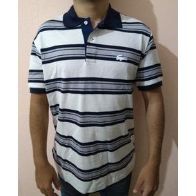 5c904017743 Camisa Lacoste Live Amarela - Camisa Pólo Masculinas no Mercado ...