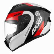 Casco Moto Axxis Draken By Mt Helmets Nuken Ronin X-road Cts