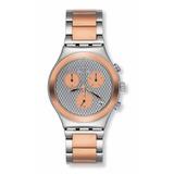 Reloj Swatch Irony Chrono Grill Chill Ycs581g