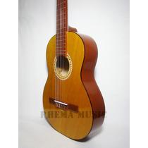 Guitarra Acustica Clásica 3/4 Nuevas18 Trastes Nacional