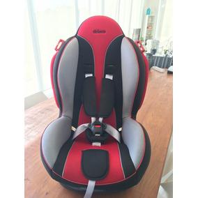 Cadeira Para Carro Dzieco - De 09 A 25kg Cinza
