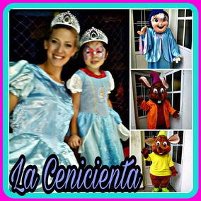 Princesas Disney Difraz Bella Moana Cenicienta Sirenita