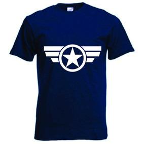 Usa Navy Remera Piloto Aereo Fuerza Aerea