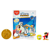 Mini Figuras Disney Club Penguin