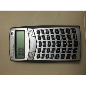 Calculadora Científica Hp 33s