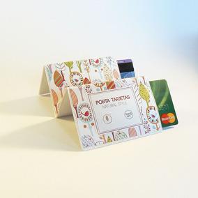 Porta Tarjetas - Diseños Surtidos