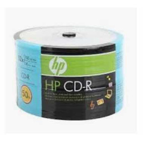 Cd Imprimible Dvds Rotulado Marca Hp