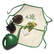 Avental Infantil Kit Jardineiro - Alegria Sem Bateria