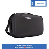 Mochila Thule Convertible Subterra Carry-on 40l Negro