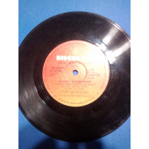 Disco Vinilo Simple Trio San Javier Tu Eres Madre Amor 15