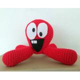 Pulpo Fred Pocoyo Amigurumis Crochet