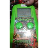 Maquinita , Portatil Tourtles 2, Konami .funcionando///