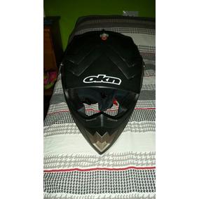 Casco Motocross Okinoi Okn